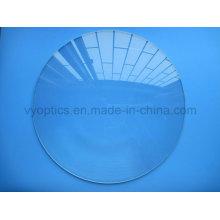 Optical K9 Glass Dia. Lente convexa de 100mm Plano / lente da lente de aumento