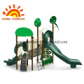 Forest Style Outdoor Playgrounnd Equipo para niños
