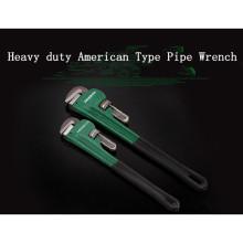 Llave de tubo forjada de 36 pulgadas, tipo americano, para trabajos pesados