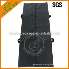 bolsa de cadáver impermeable de PVC de alta calidad en el depósito de cadáveres