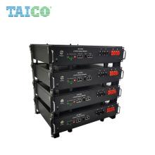 TAICO  LifePO4 2.56KWH 48V 51.2V 50AH