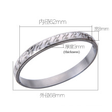 High-End Stainless Steel Jewelry Pattern Bracelet/Bangle