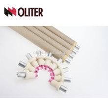 OLITER быстрый расходных белый типа B термопары одноразовые наконечник для расплавленной стали 604 треугольник разъем