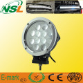 Multivoltage 10-80V DC Input 7 Inch CREE 60W 12LEDs Driving Light, LED Work Light with High Quality