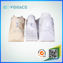 Sacs filtrants en tissu