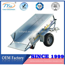 2017 new aluminum hauling trailers for sale