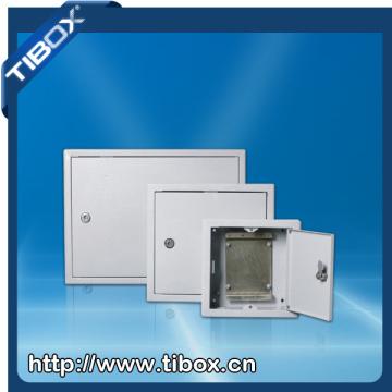 Stahl-Anschlussdose / IP41 Telefonzelle