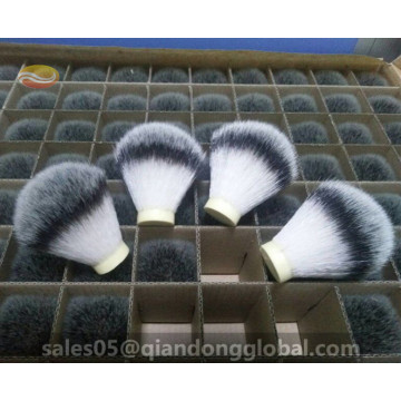 Imitation Badger Synthetic Brush Knots for Shaving