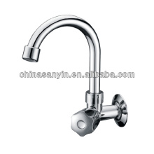 taizhou ABS chrome plastic basin kitchen water faucet