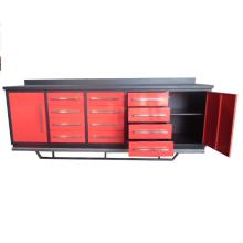 Établis en métal résistants d'utilisation d'atelier avec le fournisseur Qingdao de Cabinet d'outil