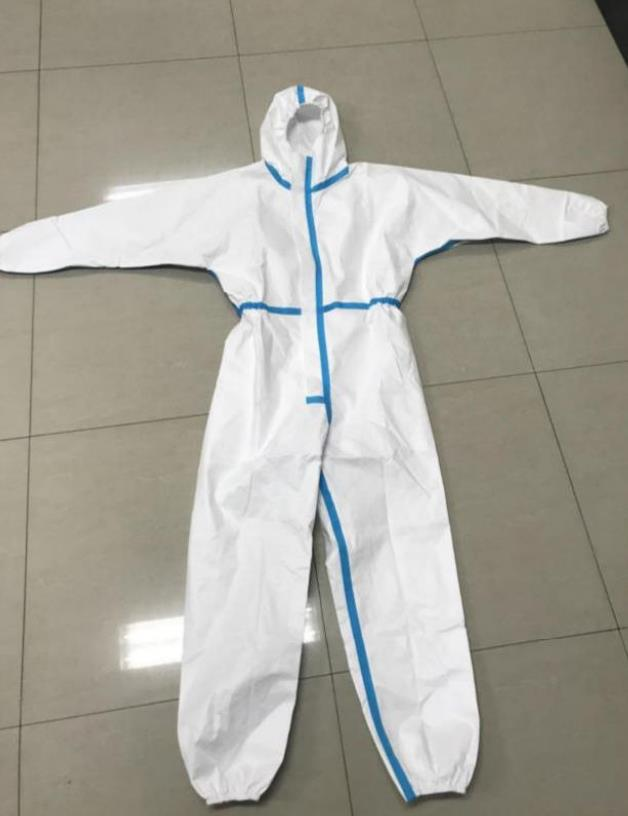 Cv50 Protection Isolation Suit2