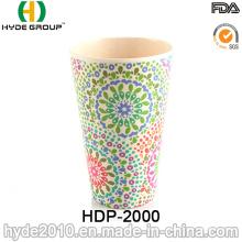 Atacado Promocional BPA Livre Copo De Fibra De Bambu (HDP-2000)