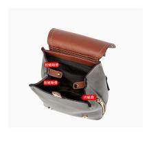 Personalisierter einfacher Frauen-Schulrucksack