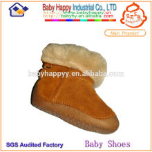China al por mayor estilo 0-9 edad funky botas para las niñas