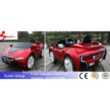 Veículo de brinquedo elétrico dirigível para crianças
