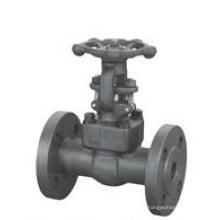 Válvula de globo de aço forjado de alta pressão de alta pressão
