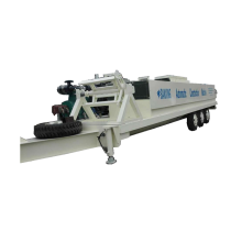 SX-ACM-914-610 hydraulic without beam galvanised steel parking roof/roofing machine