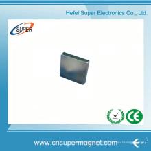ISO9001 a certifié l'aimant de bloc de néodyme de terre rare de N48