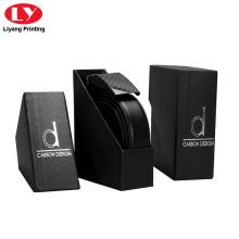 Cajas de regalo con cinturón de papel especial con logo