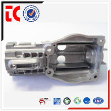 China famous casted aluminum die cast gearbox body