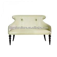Design exclusivo couro cobrir encosto sofá sala XY3372