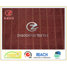 11W Two Tone Ribstop Corduroy Fabric for Sofa Use (ZCCF067)