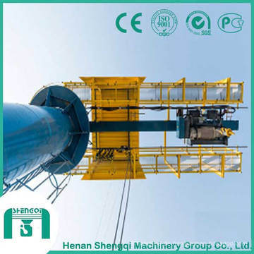 Säulenauslegerkran mit 10 Tonnen Hochleistungsanwendung im Freien