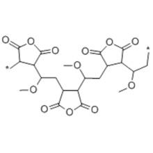 Poly (méthyl vinyl éther-alt-maléique) CAS 9011-16-9