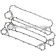 Placas e gaxetas de peças de reposição de trocador de calor APV semelhante