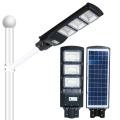 Luz de rua solar separada do painel solar