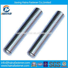 470USD/TON Grade 4.8 M24 Carbon Steel Zinc Plated Threaded Rod