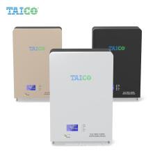 12 years warranty LiFePO4 lithium battery 48V 100AH 150AH 200AH  powerwall