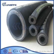Manguera de aire de caucho flexible negra personalizada para dragado (USB5-003)