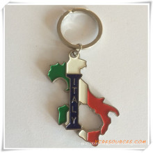 Promotional Keychain with Italian Style (PG03089)