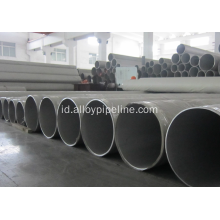 30 Inch TP347 1,4541 EFW Pipa Stainless Steel