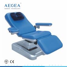 AG-XD102 sillas de flebotomía médica de ajuste de altura para la venta