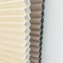 Ячеистые сетчатые шторы с электроприводом сверху вниз снизу вверх