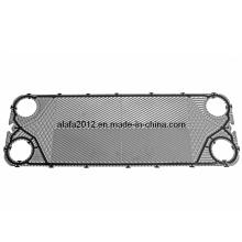 Placa intercambiadora de calor de acero inoxidable (puede reemplazar ALFALAVAL M15B / M15M)