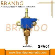 Petrol Shut-off Solenoid Valve Lovato Type Normally Closed