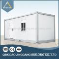 Container de baixo custo, casa de luxo pré-fabricada