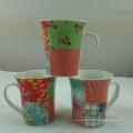 New Design Laba Coffee Mugs with New Bone China Material (JSD-HL-06)