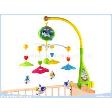Elektrisches Spielzeug Baby Mobiles auf Babybett für Baby