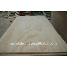 high quality pine plywood (10*1220*2440MM)