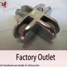 Fabrik Direktverkauf Patch Fitting Glas Regal Brackets (ZH-8036)