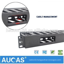 wall Cable Manager Metal/platic Cover Cable Management Systems retractable cable management