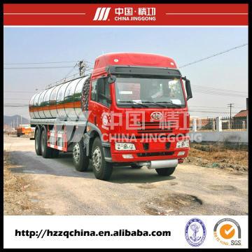 Oferta de fabricante chinês 247000liters caminhão tanque de combustível (HZZ5311GHY) para compradores