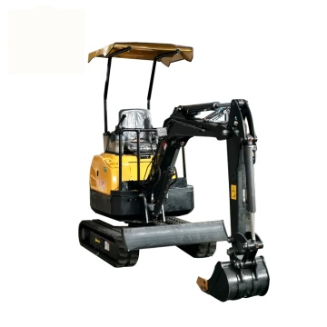 Mini con barrena para la venta Escavatore Prezzi Machine Micro Trailer 3 Ton Chinese New Excavator Price