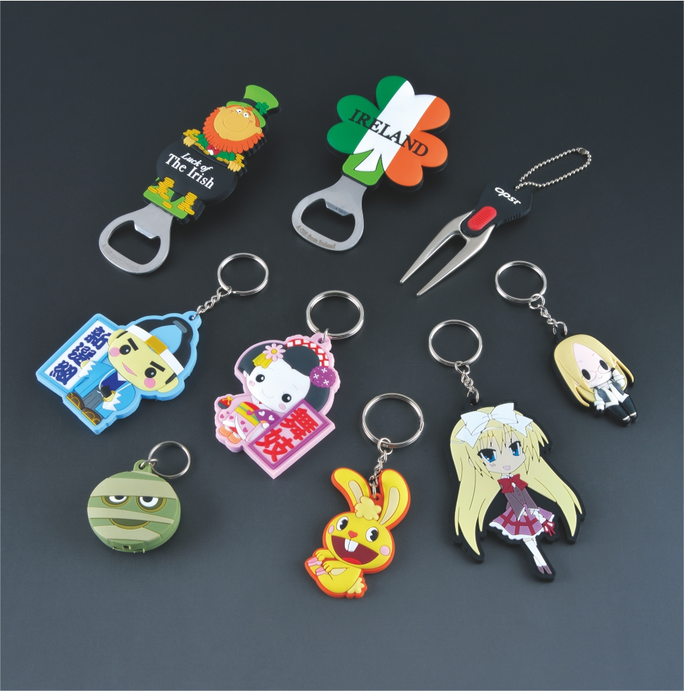 Promotional Movie Picture metal keyrings