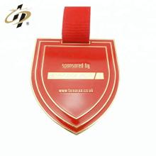 China manufacturer custom metal emboss judo sports medal