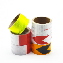 Yellow Color Reflective Vinyl Tape for Traffic Sign